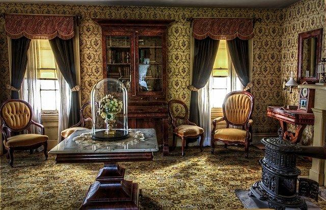Wat zijn Art Deco meubels